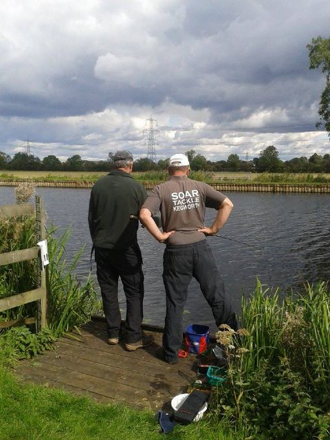 Coarse Fishing experience day